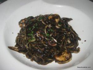 La Ciccia Seafood Lunguini w Squid Ink