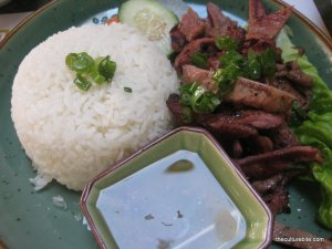 Sais Grilled Pork