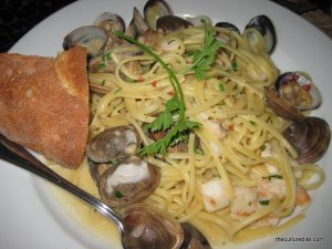 Park Chow Linguini with Clams