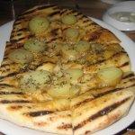 RN74 Potato Flat Bread