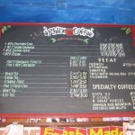 Philz Coffee Menu 1