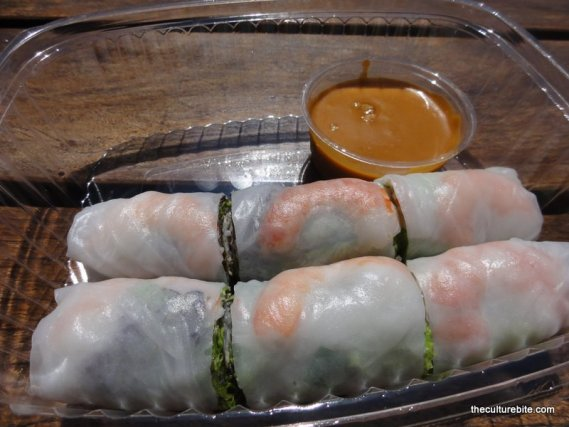 Out The Door Spring Rolls