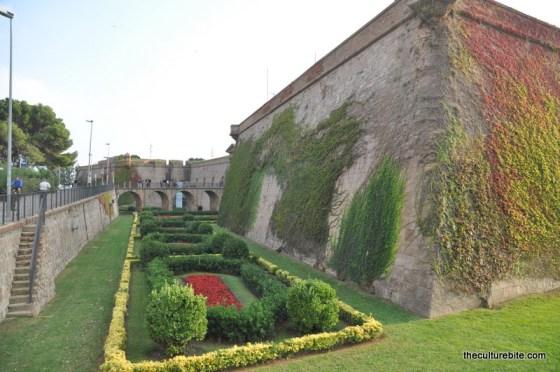 Barcelona Castell de Montjuic