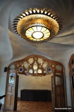Barcelona Gaudi Casa Batllo Light
