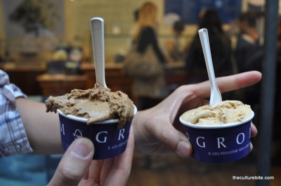 Rome Florence Grom Gelato