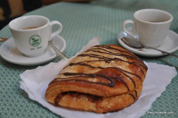 Rome Giolittis Breakfast