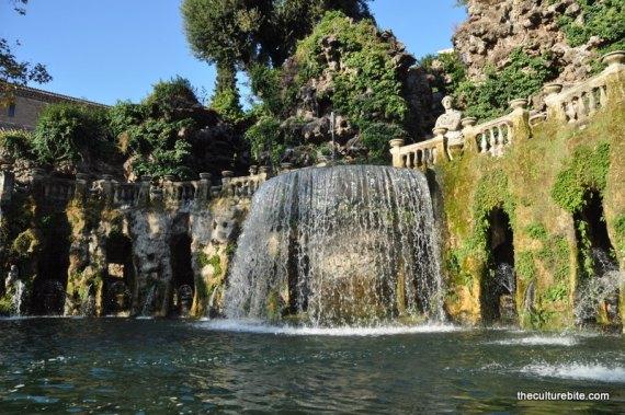 Rome Tivoli Garden 3
