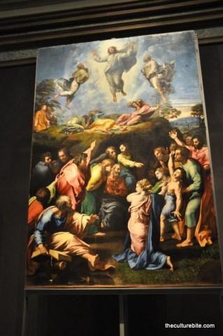Rome Vatican Raphael Last Painting