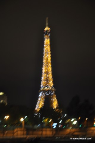Paris Eiffel Tower Twinkle