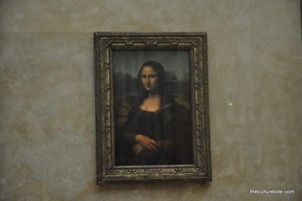 Paris Louvre Mona Lisa