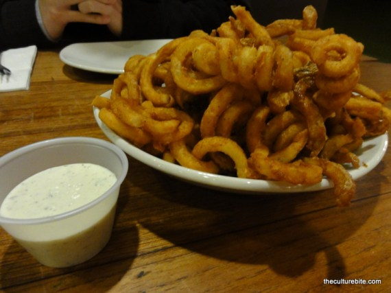 Barneys Curly Fries