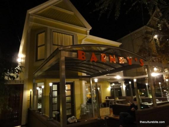 Barneys Storefront
