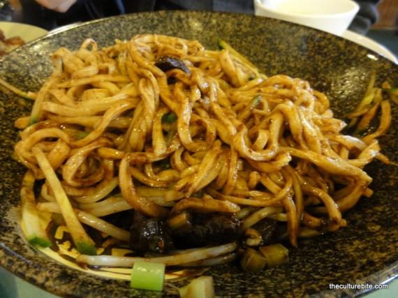 Beijing Restaurant Dan Dan Noodles