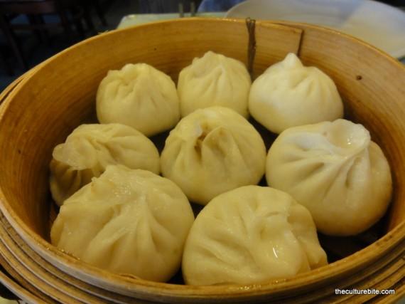 Beijing Restaurant Soup Dumplings