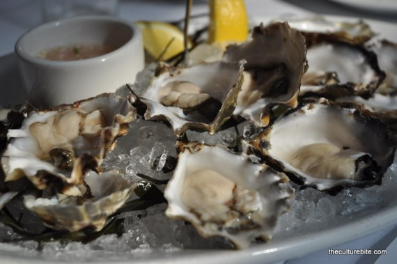 Foreign Cinema Hog Island Oysters
