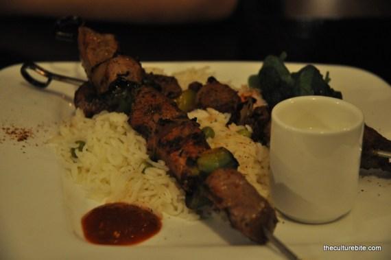 Troya Lamb Kebab