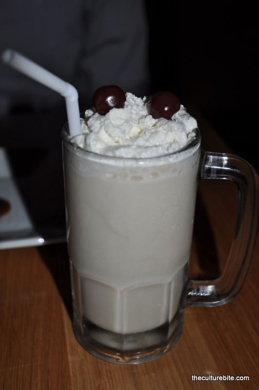 Wexlers Inside Out Root Beer Float