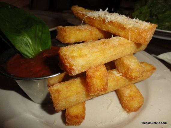Pi Bar Polenta Sticks