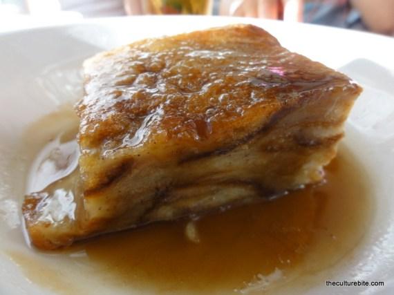 Criolla Bread Pudding