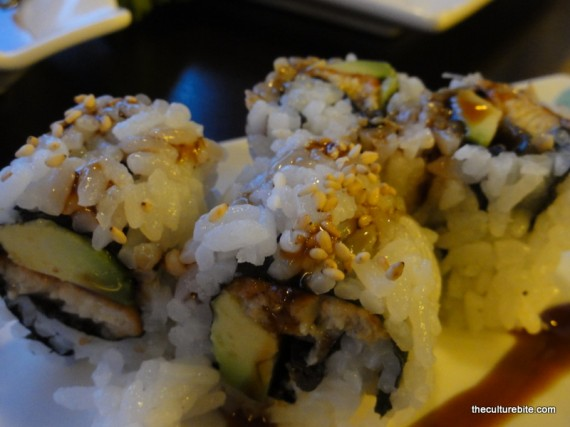Sushi Raw Rock n Roll