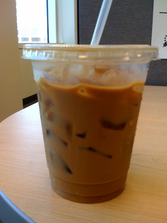 Curbside Vietnamese Coffee