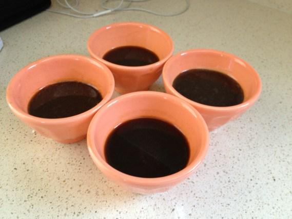 Failed Cups of Espressos
