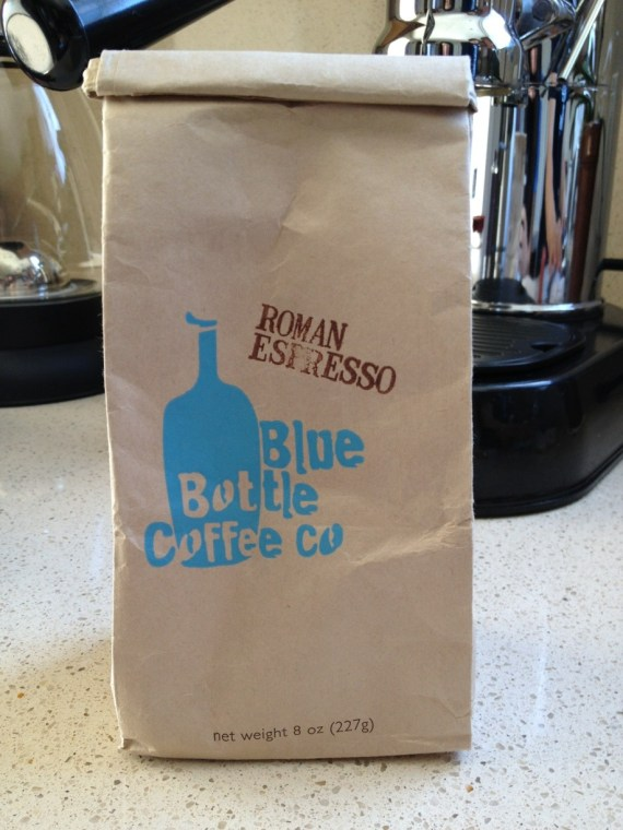 blue bottle espresso machine