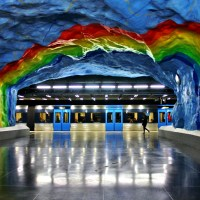 Underground Art: Stockholm's Best Kept Secret