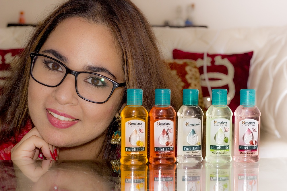 Keeping Your Hands Healthy his Monsoon With Himalaya Pure Hands Hand Sanitizer