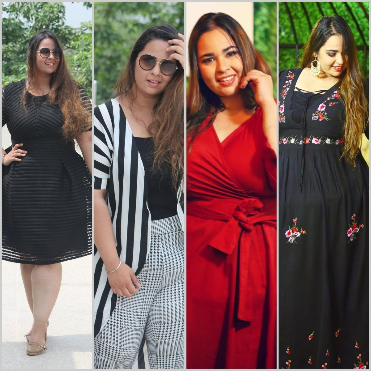 SHEIN Plus Size--My Experience, Selections and Reviews.