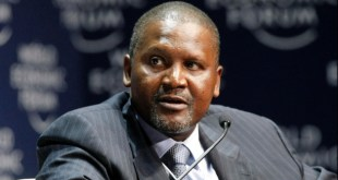 Nigeria is a land of opportunities – Dangote