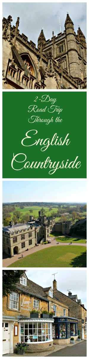 2 Day Road Trip Through the English Countryside