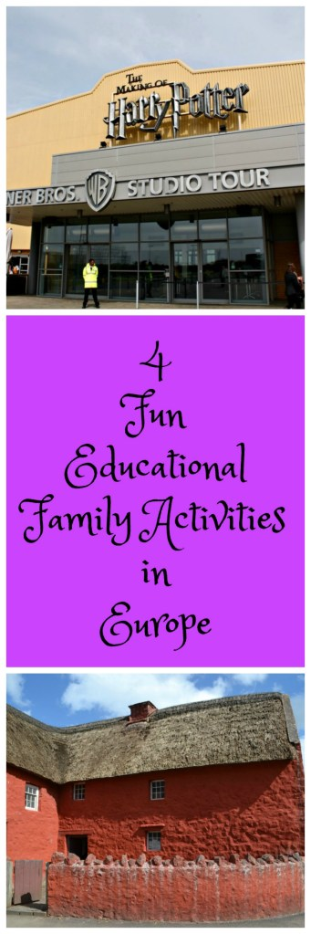 Four Fun Family Activities in Europe