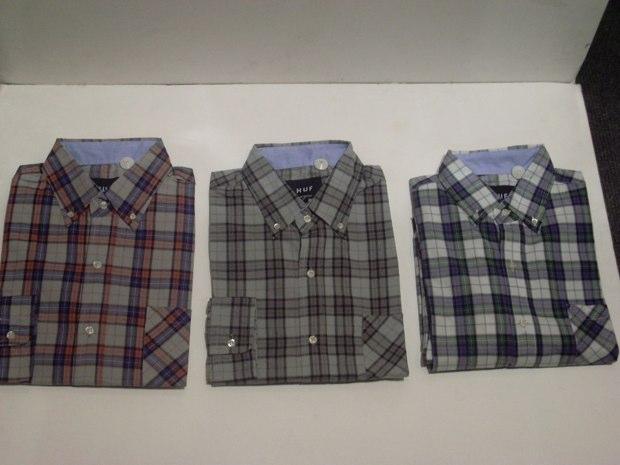 Tartan prep shirt