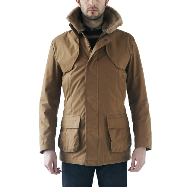 D.S.Dundee-Rutherford-Wax-Jacket