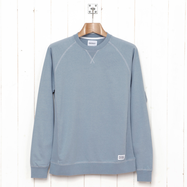 Norse-Projects-Visby-Tee-Sweat-Dusty-Blue-01