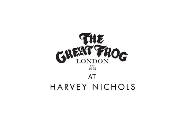 The-Great-Frog-at-Harvey-Nichols