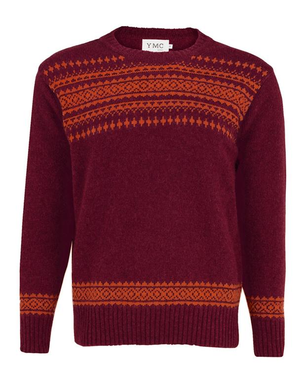 YMC-Scottish-Nordic-Knit-Jumper-My-Wardrobe-1