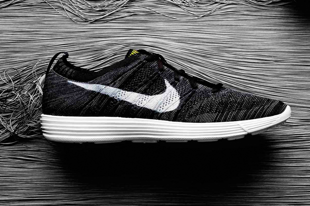 Nike HTM FlyKnit Trainer+ (Black)