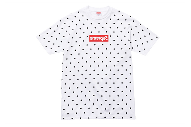 COMME Des GARCONS Supreme About The Author