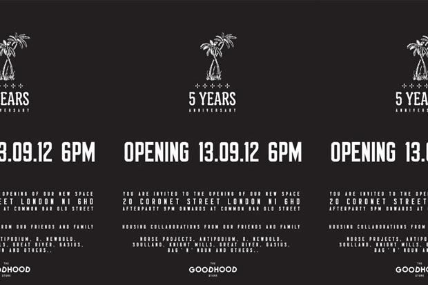 Goodhood-5-year-anniversary-store