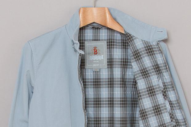 Baracuta Garment Dyed Jackets 05