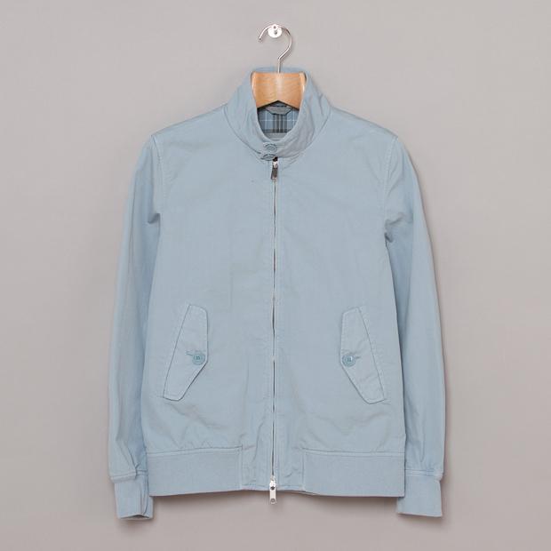 Baracuta Garment Dyed Jackets 06