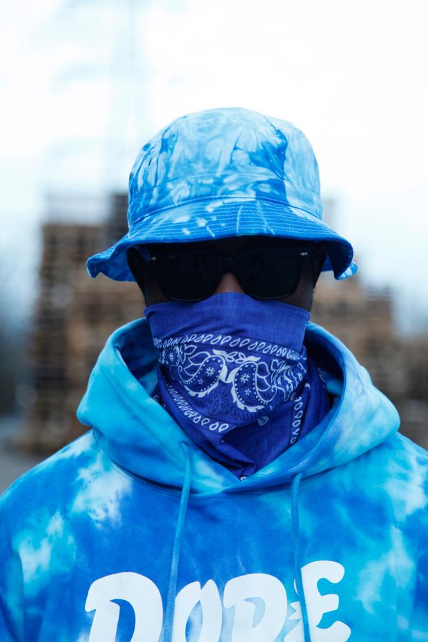 Dope Chef Blue Magic Hoodie 02
