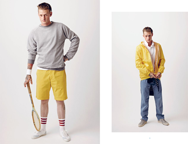 Hentsch Man Spring Summer 2013 Lookbook 03
