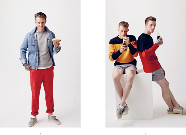 Hentsch Man Spring Summer 2013 Lookbook 12