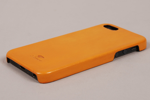 Il Bussetto Leather iPhone 5 Case 07