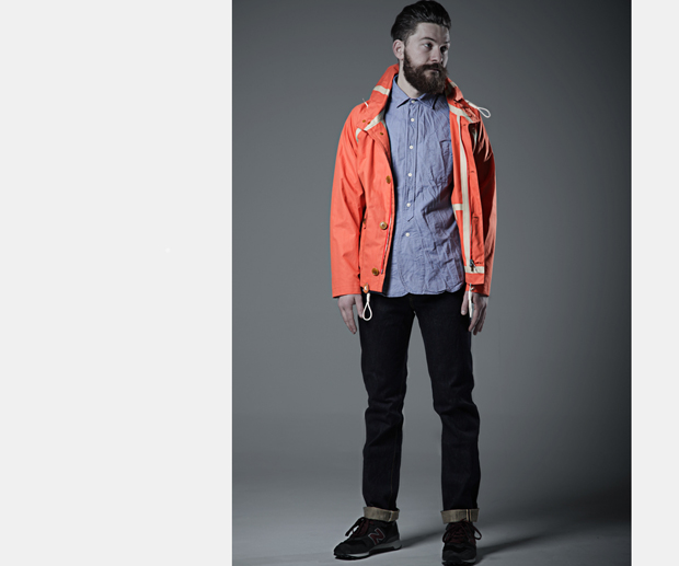 Nigel Cabourn Spring Summer 2013 shot by End Clothing 07