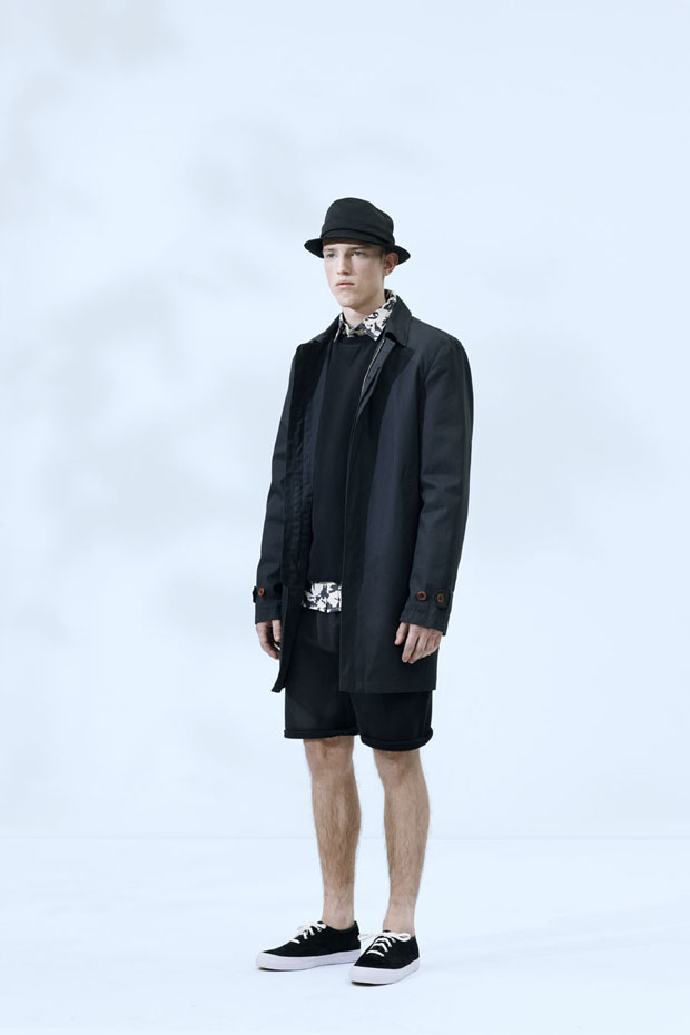 Norse Projects SS13 Lookbook 01