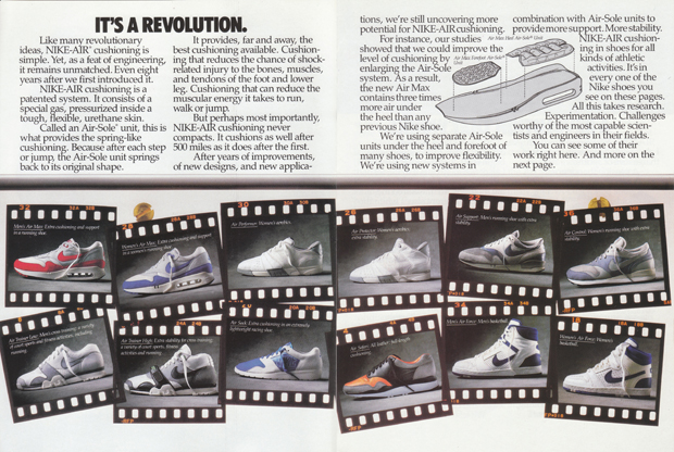Original Nike Air 1987 Print Advert The Daily Street 02